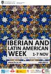 Iberian and Latin American Week poster
